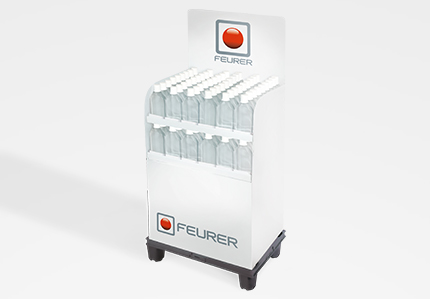 Verpackung Healthcare Pharma Displays