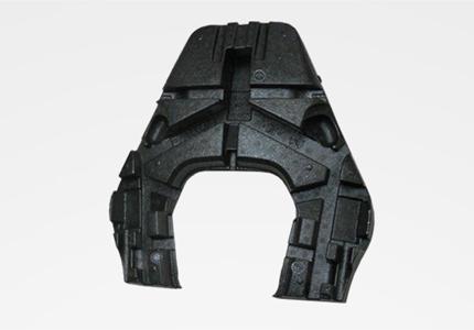 Verpackung Formteile Kopfstützen Automotive Automobil Schutz Insassen