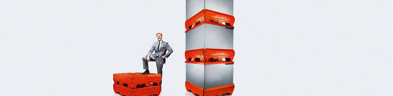 Verpackung Ladungsträger Großladungsträger Kleinladungsträger GLT KLT Einsätze Automotive Transport Schutz