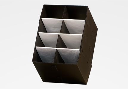 Verpackung Automotive Ladungsträger Großladungsträger Schutz Transport Bauteile Einsatz Einsätze
