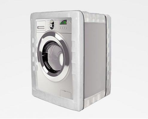 Verpackung Weiße Ware Waschmaschine Kühlschrank Trockner
