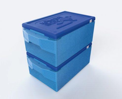 KÄNGABOX® FreshBlue für Gastronorm Behälter