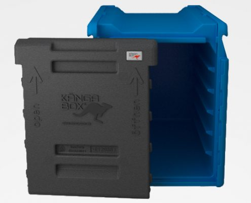 Emballage Thermobox Boîte isotherme Conteneur isotherme