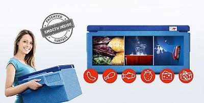 KÄNGABOX® FreshBlue Professional PR3217FB