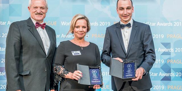 FEURER erhält WorldStar 2019