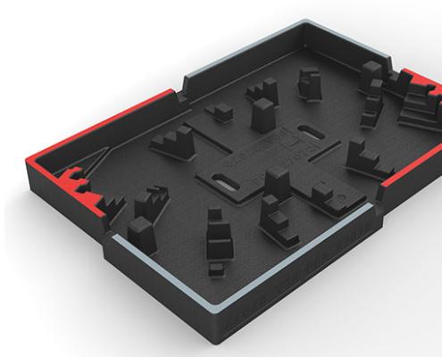 FEURER Eco Return Box Geometrie