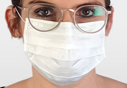 Behelfsmaske FEURER Mund-Nasen-Maske 180135