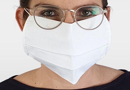 FEURER Behelfsmaske Modell 4 Artikel 180136