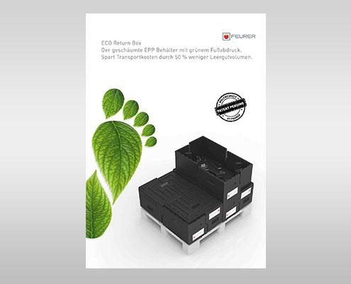 FEURER ECO Return Box KLT Datenblatt